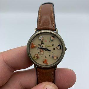 Vintage Fred Flintstone Watch - **Dead battery